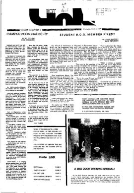 The Link Newspaper 1976-03-17