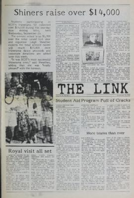 The Link Newspaper 1987-09-30