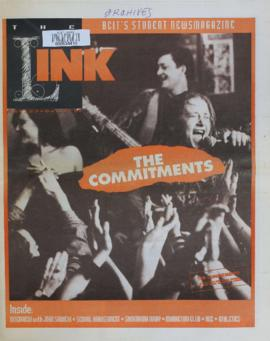 The Link Newspaper 1991-10-23