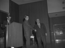 Student Scholarship Awards, BCIT, 1970 [38]