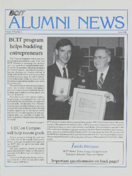BCIT Alumni Association Newsletter 1990 Fall BCIT Alumni News