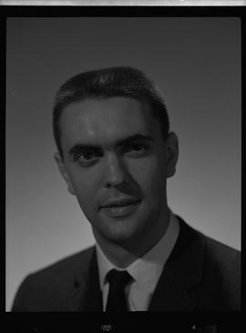 Robertson, Bill, Chemistry, Staff portraits 1965-1967 (E) [1 of 5 photographs]
