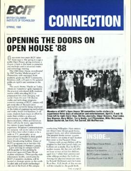 BCIT Connection spring 1988