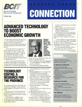 BCIT Connection spring 1989