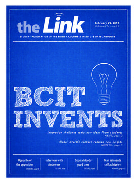 The Link Newspaper 2012-02-29