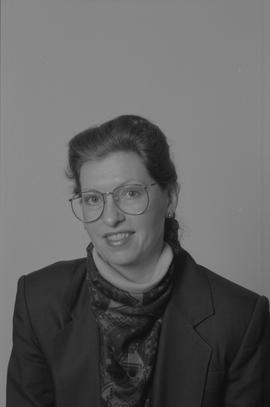 BCIT School of Health staff member, Verna Magee-Shepherd, 1995 [12 of 14]