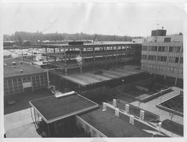 British Columbia Institute of Technology - Early building construction - 1967?