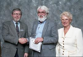 BCIT Staff Recognition Awards, 1996 ; Clark Cook