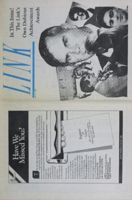 The Link Newspaper 1989-05-17