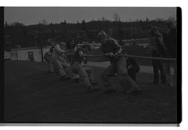 BCIT tug-of-war, BCIT stu...