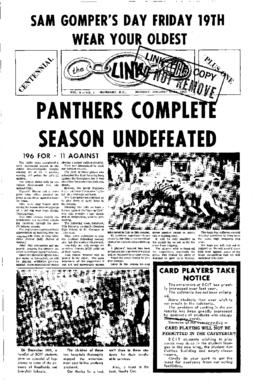 The Link Newspaper 1968-01-15