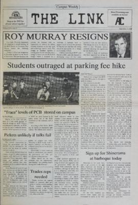 The Link Newspaper 1988-09-14
