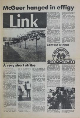 The Link Newspaper 1979-11-28