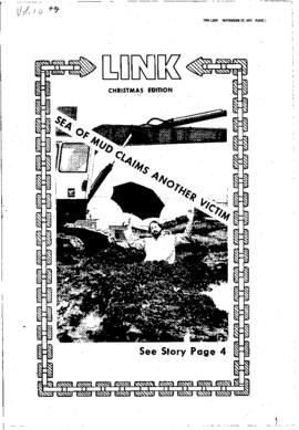 The Link Newspaper 1974-11-27 Christmas Edition