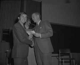 Student Scholarship Awards, BCIT, 1969 [18]