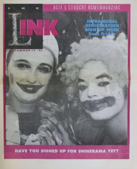 The Link Newspaper 1991-09-17