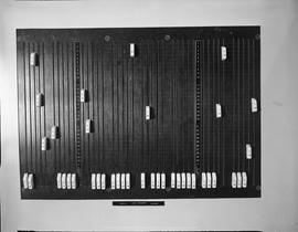 British Columbia Institute of Technology Broadcasting ; 1960s ; soundboard