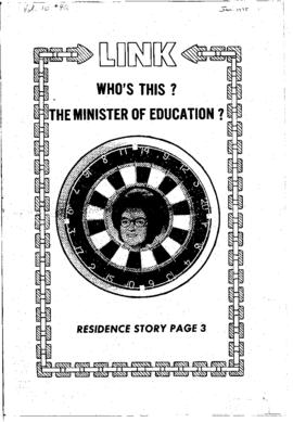 The Link Newspaper 1975-01