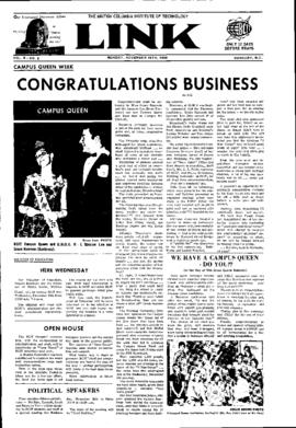 The Link Newspaper 1968-11-18