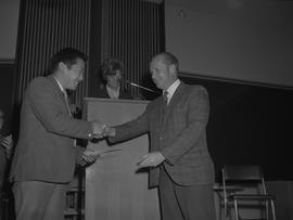 Student Scholarship Awards, BCIT, 1969 [5]