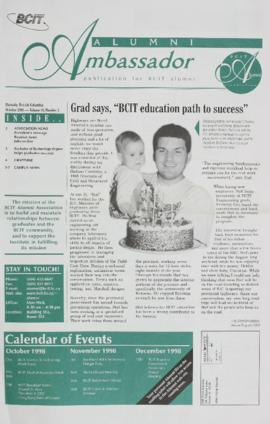 BCIT Alumni Association Newsletter 1998-10 Alumni Ambassador