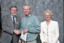 BCIT Staff Recognition Awards, 1996 ; Peter Trant