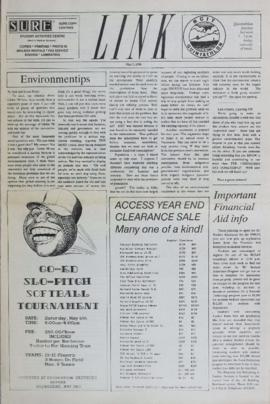 The Link Newspaper 1990-05-02