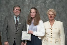 BCIT Staff Recognition Awards, 1996 ; Carol Bennington, 10 years