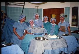 Advanced critical care studies, operating room, Health general, group photograph