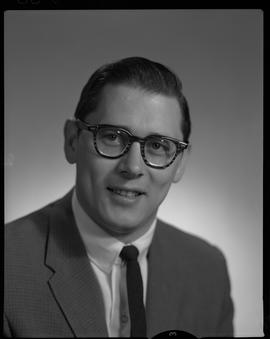 Riopel, R. (Dick), Business Management, Staff portraits 1965-1967 (E) [1 of 4 photographs]