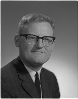 Ridgway, Art, Radiography (X-Ray), Staff portraits 1965-1967 (E) [1 of 4 photographs]