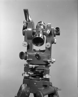 Survey, 1966; a Watts-Transit theodolite [2 of 2]