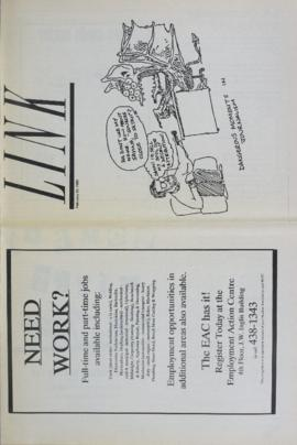 The Link Newspaper 1989-02-22