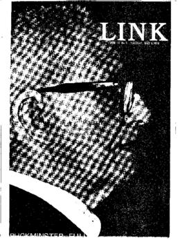 The Link Newspaper 1970-05-05