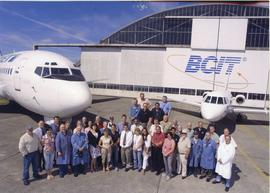 ATC staff group photo, summer 2007