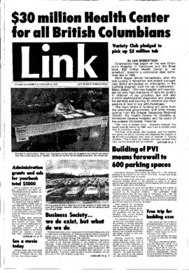 The Link Newspaper 1978-02-08