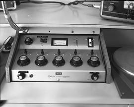 British Columbia Institute of Technology Broadcasting ; 1960s ; Sparta Electronic Corporation Mod...