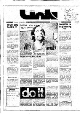 The Link Newspaper 1975-10-22
