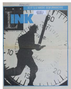 The Link Newspaper 1993-01-20