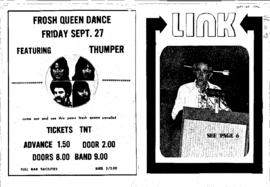 The Link Newspaper 1974-09-25