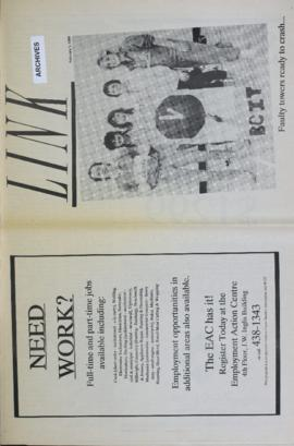 The Link Newspaper 1989-02-01