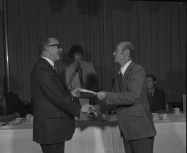 Student Scholarship Awards, BCIT, 1971 [19]