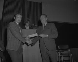 Student Scholarship Awards, BCIT, 1969 [48]