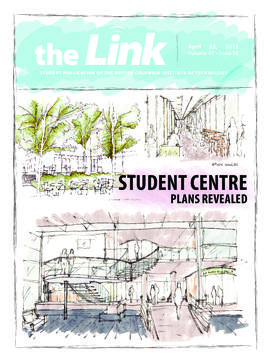 The Link Newspaper 2012-04-25