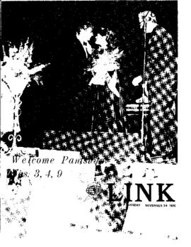 The Link Newspaper 1970-11-24
