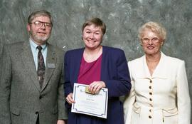 BCIT Staff Recognition Awards, 1996 ; Heather Hyde, 15 years