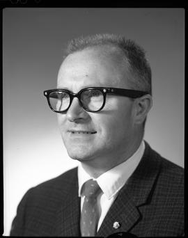 Risdale, Reg, Electronics, Staff portraits 1965-1967 (E) [2 of 4 photographs]