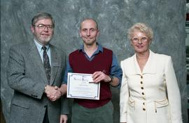 BCIT Staff Recognition Awards, 1996 ; Andrew Dunlop, 10 years