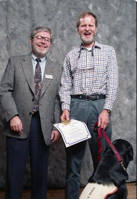 BCIT Staff Recognition Awards, 1996 ; Jonathan Young, 15 years
