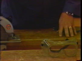 Use a portable circular saw: Common core G3